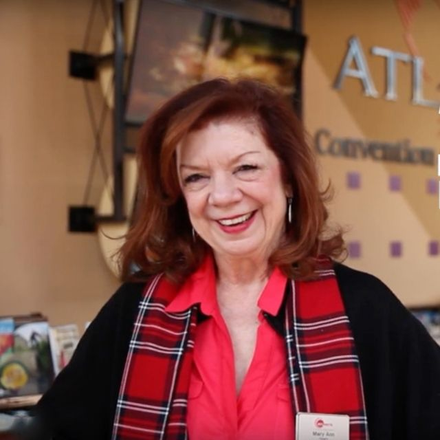 2018 Turner Downtown Community Leadership Award: Mary Ann Hearn